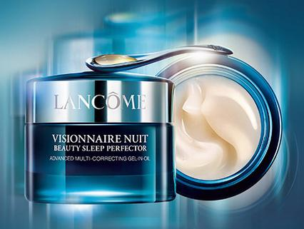 Receive a Visionnaire Nuit Deluxe Sample With Any Online Order @ Lancome