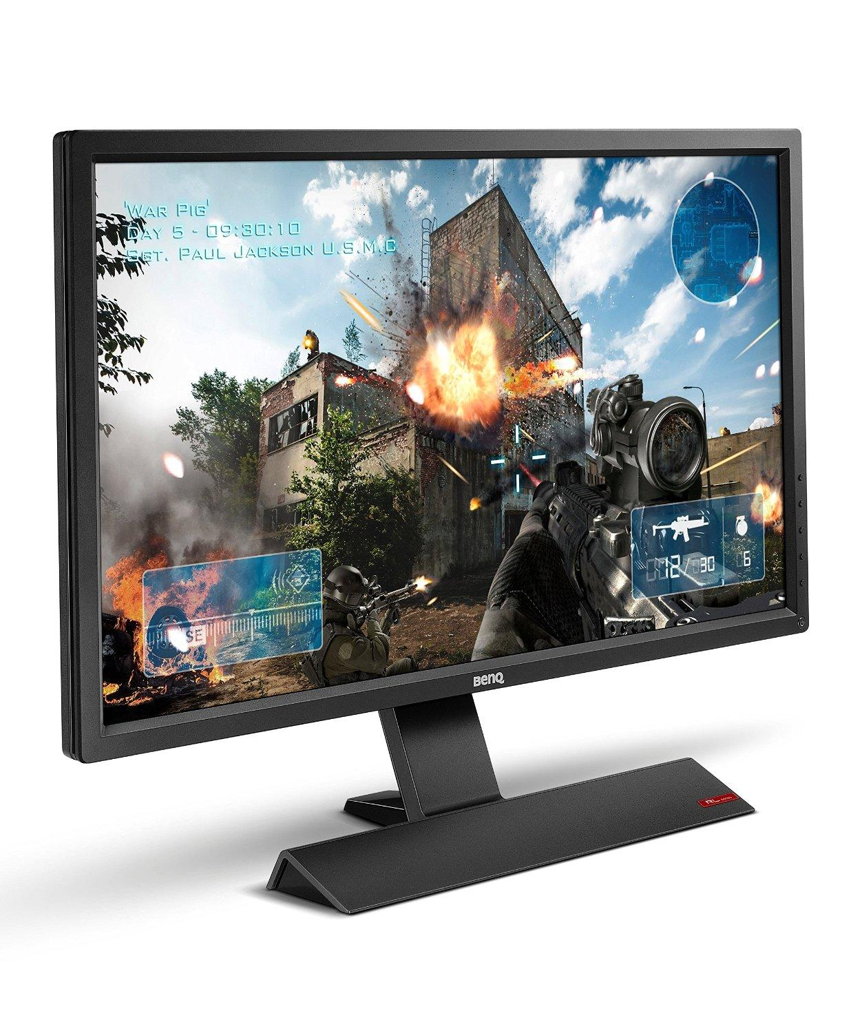 BenQ RL2755HM 27-inch 1ms GTG HDMIx2 Official MLG UMG Gaming Monitor