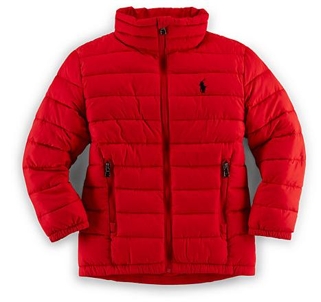 Boys Lightweight Puffer Jacket Sale