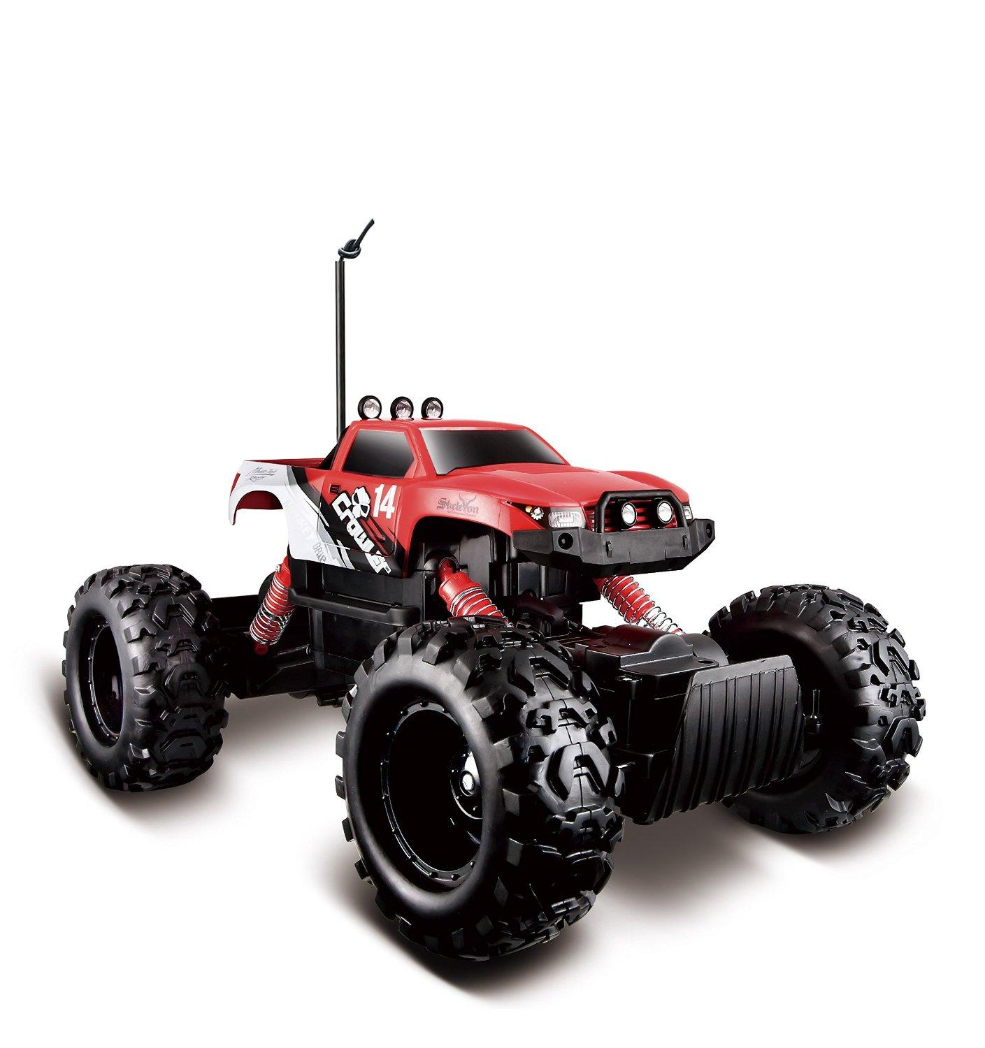 Lowest Price Ever! Maisto R/C Rock Crawler Radio Control Vehicle