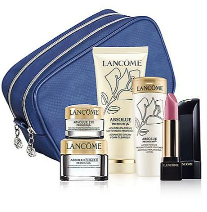 Free 6 Pc Gift with $100 Lancome Purchase at Saks Fifth Avenue