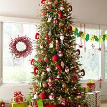20% Off + Free Shipping Artificial Christmas Trees @ Pier 1 Imports