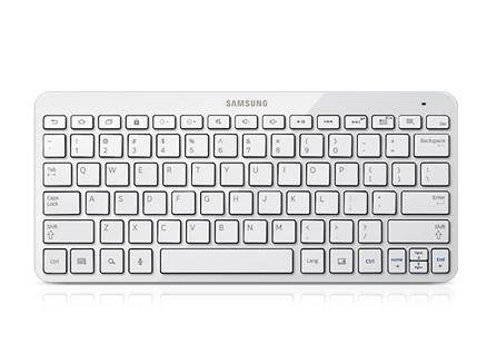 Samsung Android (TM) Bluetooth® Keyboard White