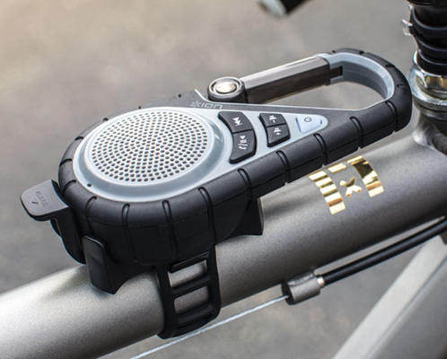 Ion Clipster Active Bluetooth Speaker