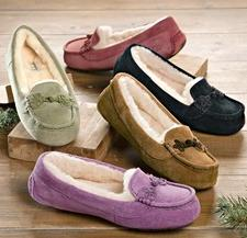 UGG® Australia 'Suki' Slipper @ The walking company