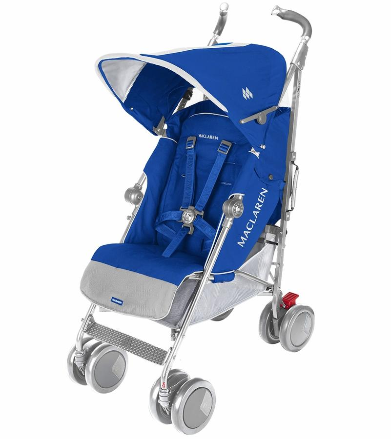 Maclaren Techno XT Stroller - Turkish Blue