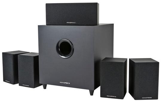 Premium 5.1-Ch. Home Theater System with Subwoofer