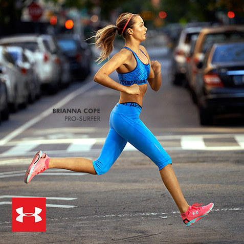 From $8.99 Under Armour Sports Apparel, Shoes, Accessories and More @ Zulily