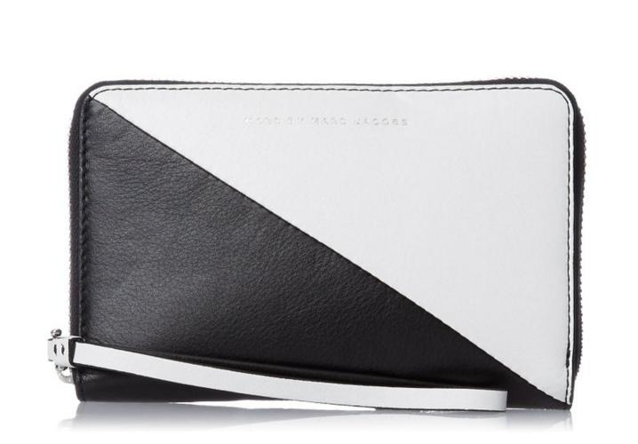 Marc by Marc Jacobs Sophisticato Sliced Wingman Wallet