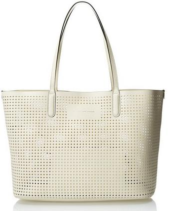 Marc by Marc Jacobs Metropolitote Ghost Plaque Perf 48 Tote Bag