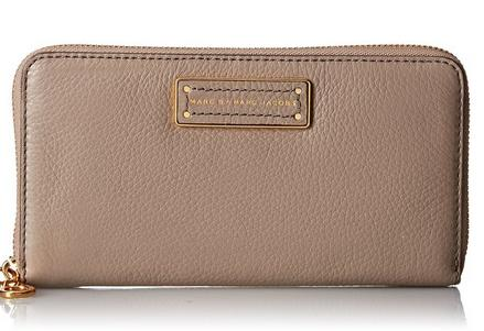 Marc by Marc Jacobs Too Hot To Handle Large Zip Around Wallet