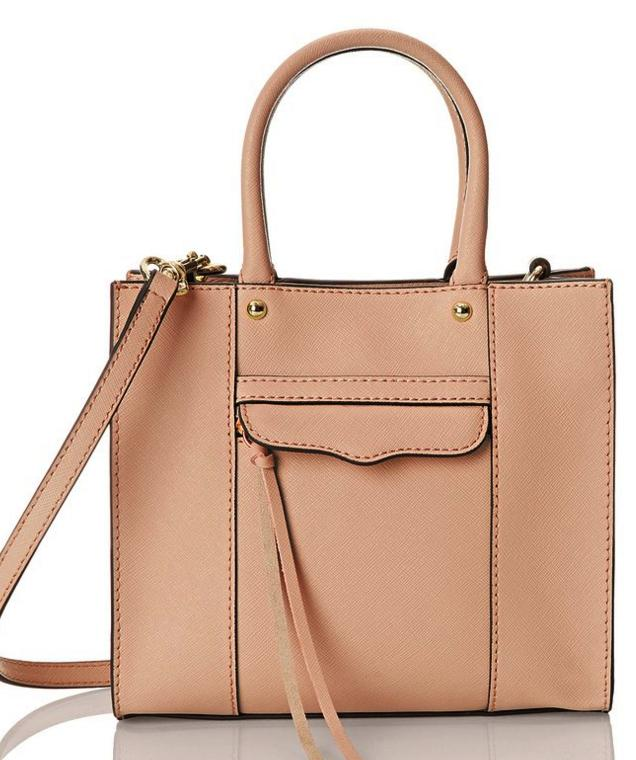 Rebecca Minkoff Mab Mini Cross-Body Bag @ Amazon.com
