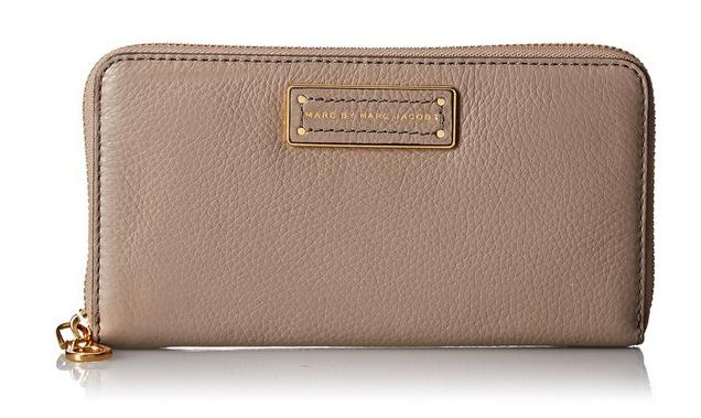 $61.92 Marc by Marc Jacobs Too Hot To Handle Large Zip Around Wallet