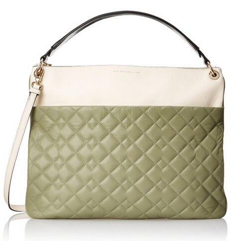 Marc by Marc Jacobs Tread Lightly Color-Blocked Hobo Bag