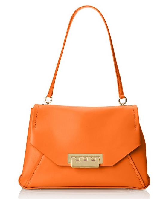 $142.26 ZAC Zac Posen Eartha Envelope Shoulder Bag