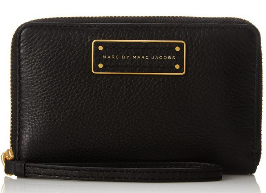 Marc by Marc Jacobs Too Hot To Handle Wingman Small Good Wallet