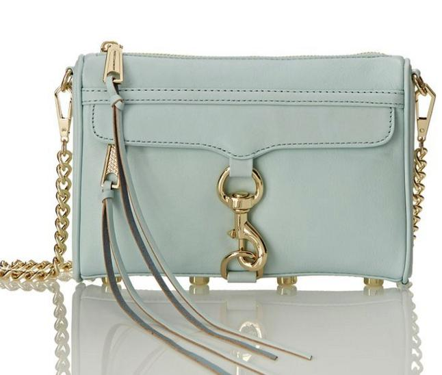 From $106.9 Rebecca Minkoff Mini Mac Cross-Body Bag @ Amazon
