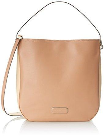 Amazon.com: Marc by Marc Jacobs Ligero Hobo, Dark Buff Multi, One Size: Clothing