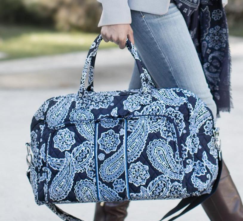 Up To 30% Off Free Shipping With Any Order @ Vera Bradley
