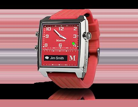 $99 Martian G2G Voice Command Smart Watch