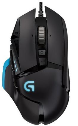 $36.74 Logitech G502 Proteus Core Gaming Mouse - Refurbished (996-000122)