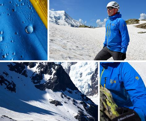 Mountain Hardwear Seraction Dry.Q® Elite Jacket - Waterproof (For Men)