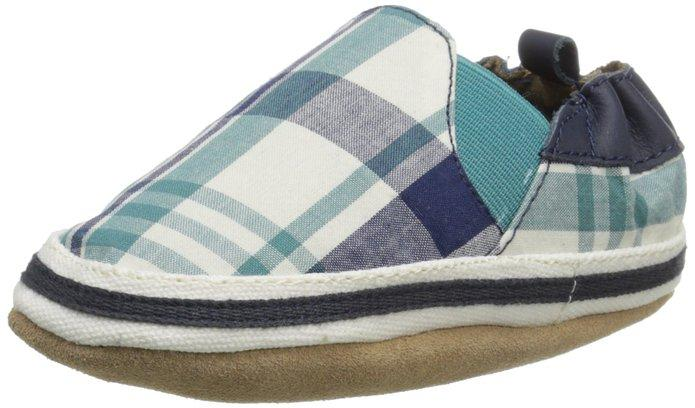 Robeez Jackson Plaid Flat(0-6month)