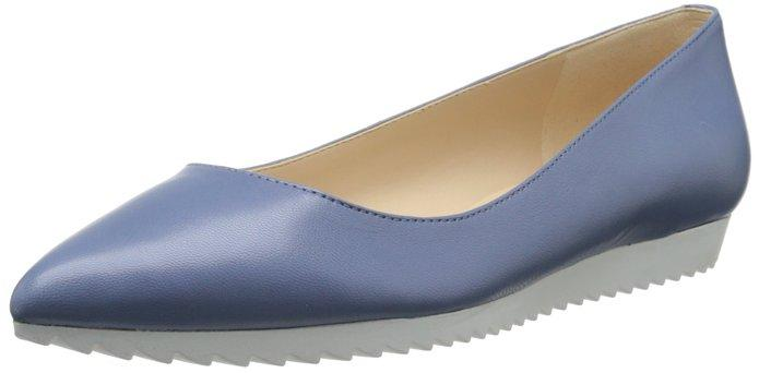 Nine West Women's Otherhalf Leather Ballet Flat