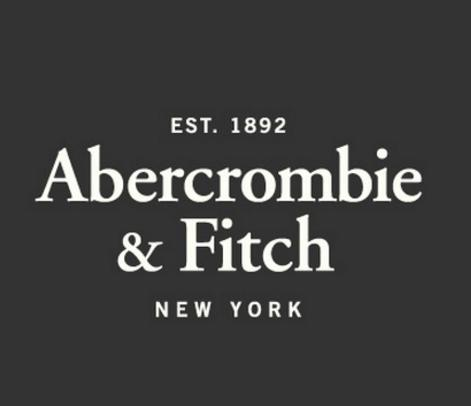50% Off A&F Logo Shop @ Abercrombie & Fitch