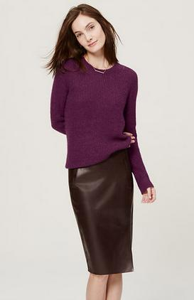 40% Off Full Price Outerwear, Knits and Sweaters @ Loft