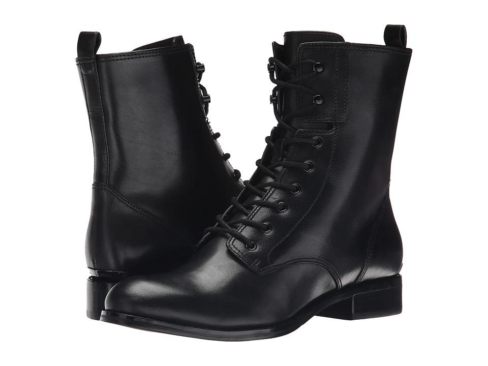 Norwood Lace-Up Leather Ankle Boot @ Michael Kors