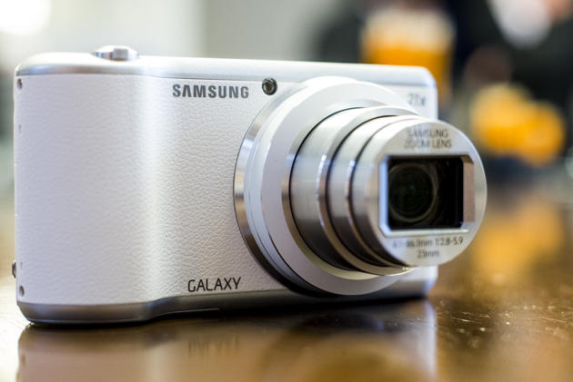 Samsung Galaxy 2 16.3-Megapixel Digital Camera