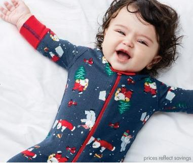 25% Off Baby Clothing  @ Hanna Andersson