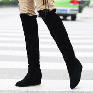 Stuart Weitzman 'Demiswoon' Over the Knee Boot @ Nordstrom