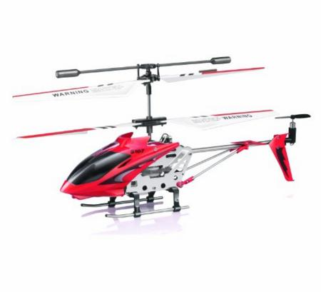 $14.99 Syma S107/S107G R/C Helicopter with Gyro- Red
