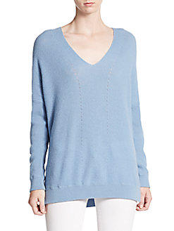 Up to 60% Off Vince Cashmere Sweater Sale @ Saks Off 5th