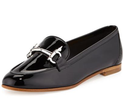 Salvatore Ferragamo  My Informal Patent Gancini Loafer