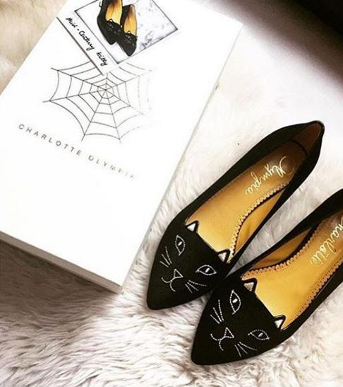 50% OffSelect Bags and Shoes @ Charlotte Olympia