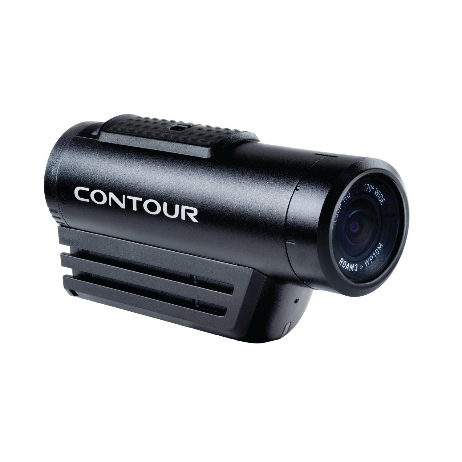 Contour ROAM3 Waterproof HD Video Camera (Black)