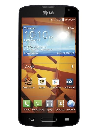 $39.99 Boost Mobile  LG Volt 4G No-Contract Cell Phone