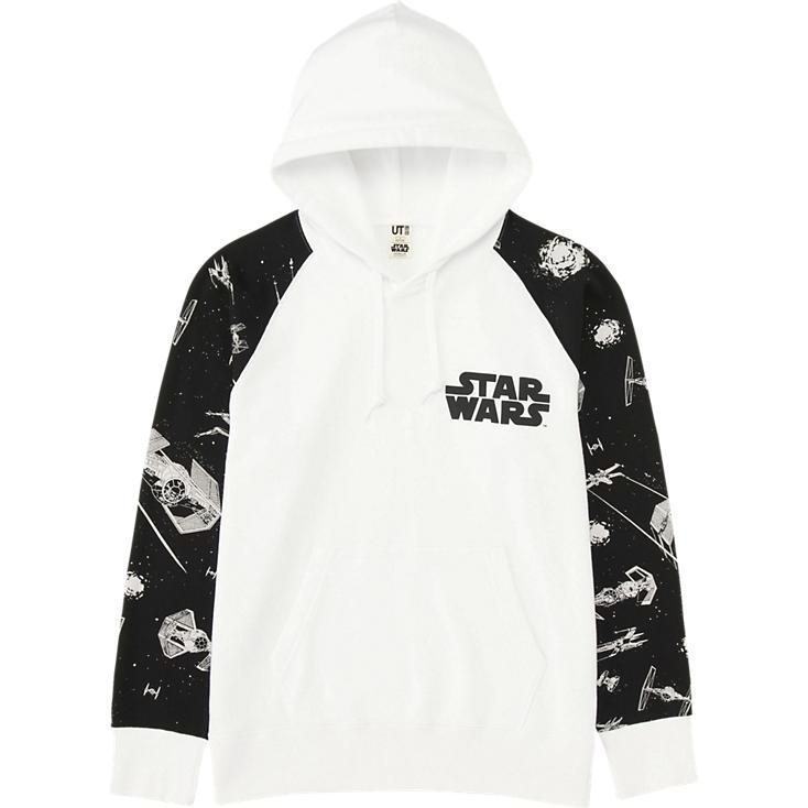 Men's Star Wars Sweat Pullover Parka