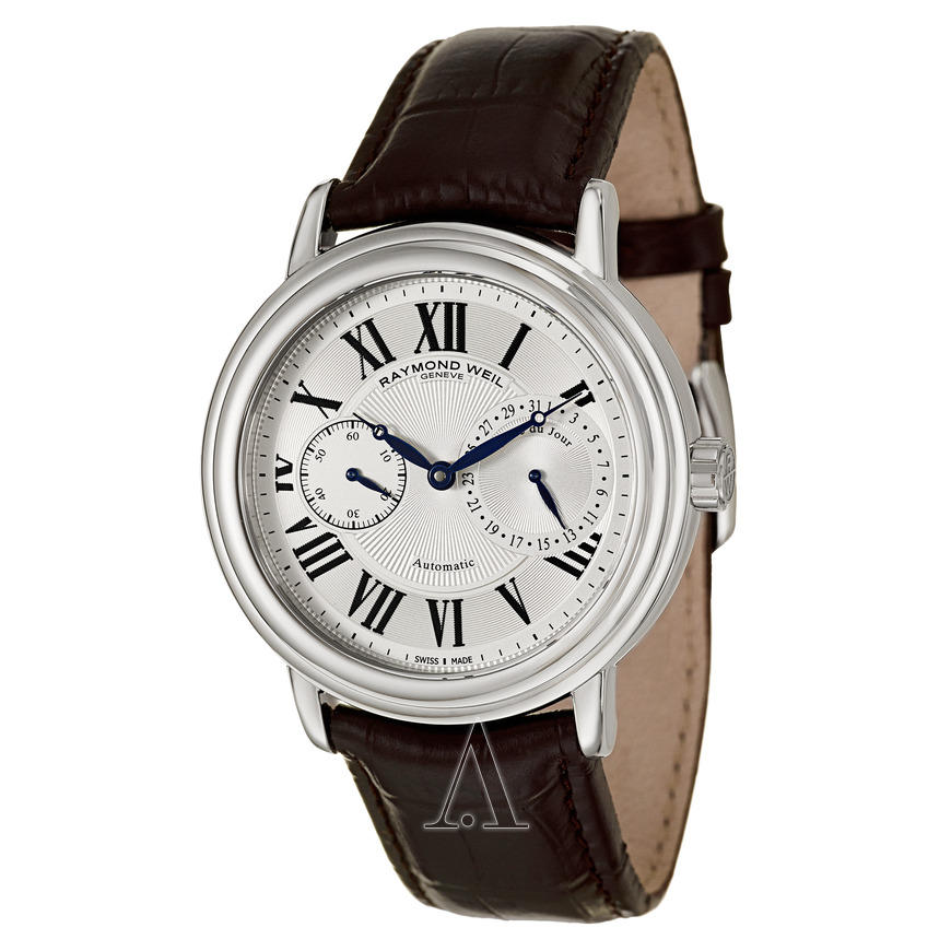 RAYMOND WEIL 2846-STC-00659 MEN'S MAESTRO AUTOMATIC SMALL SECOND WATCH
