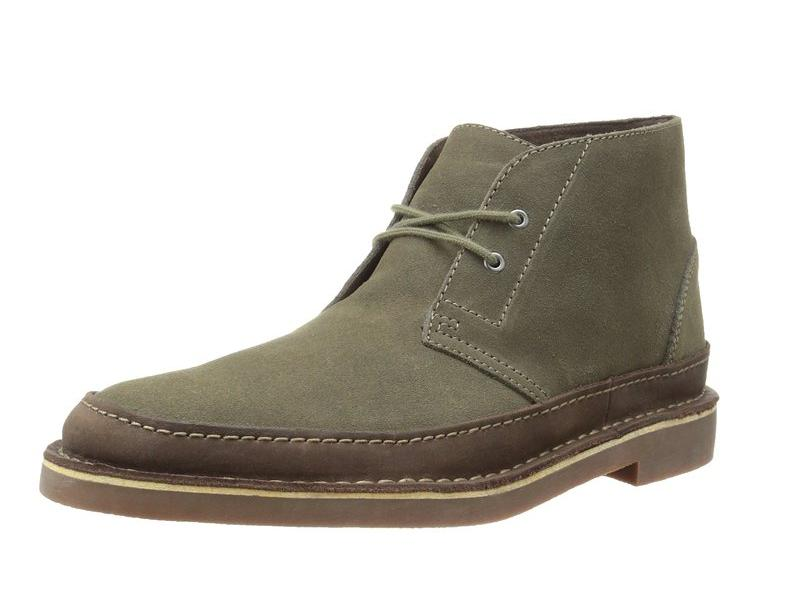 Clarks Men's Bushacre Rand Chukka Boot