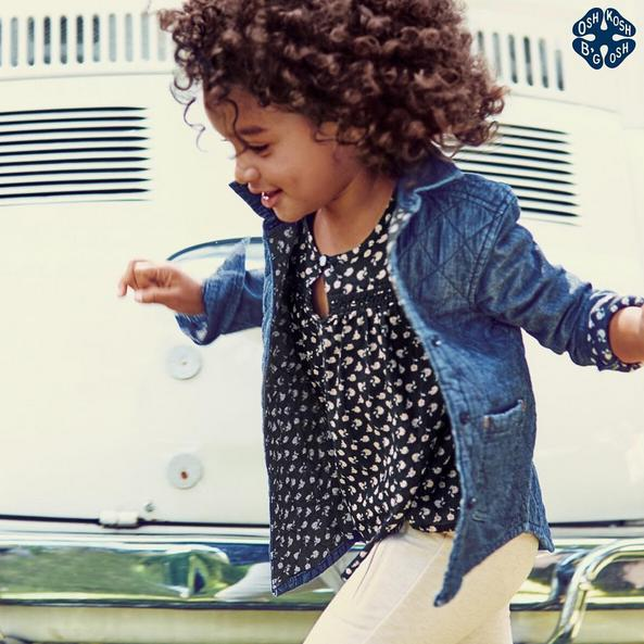 60% Off + Up to Extra 25% Off + FS Sitewide @ OshKosh BGosh