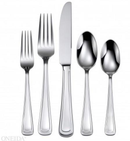 Cloister 20 Piece Service for 4 Flatware Set