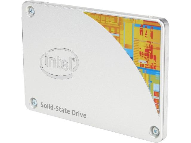 Intel 535 Series 2.5 120GB SATA III MLC Internal Solid State Drive