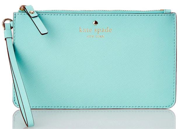 kate spade new york Cedar Street Slim Bee Wristlet