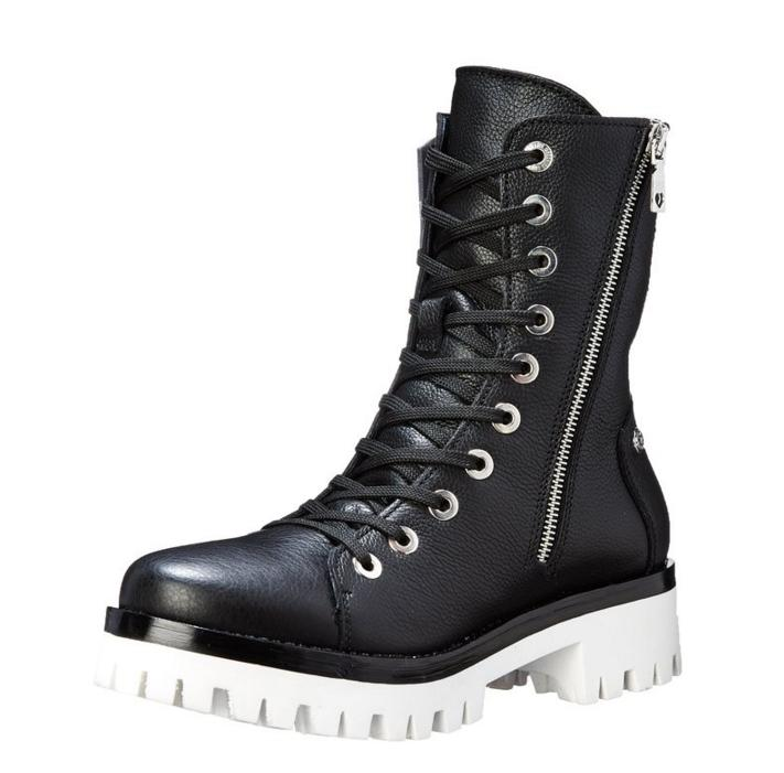 $133.17 Love Moschino Women's Combat Boot