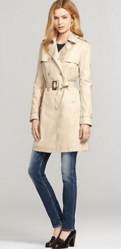 Tommy Hilfiger Classic Trench (Dealmoon Exclusive)