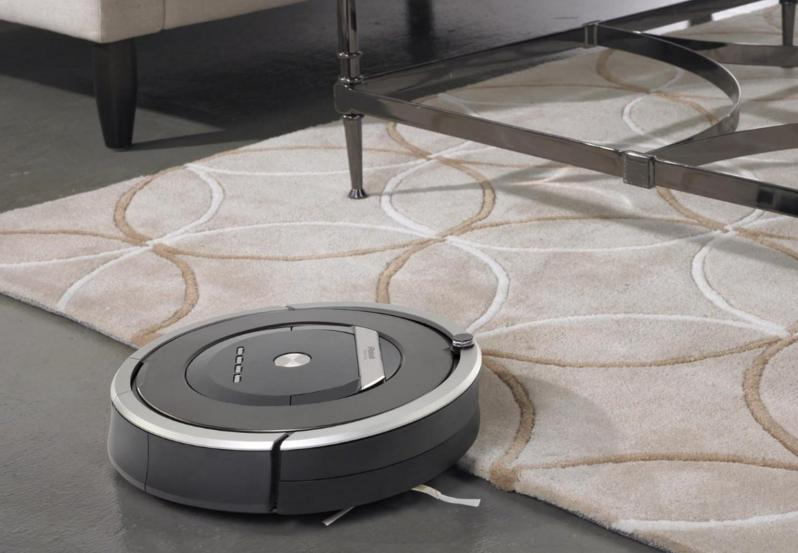 iRobot - Roomba 870 Vacuum Cleaning Robot
